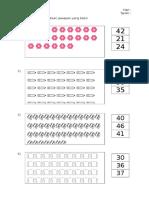 latihan math pk 2