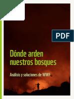 Donde arden nuestros bosques