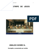 Gomez, Ubaldo - La Estirpe de Jesus