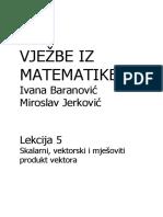 Mathematics for University reception exam