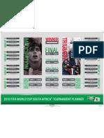 Castrol World Cup Tournament Planner FINAL