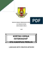 Paper Work Bengkel Language Arts
