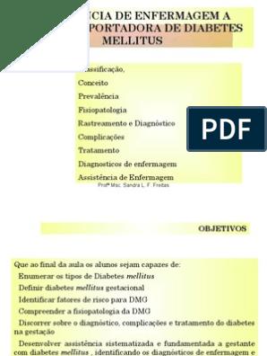 diagnóstico de diabetes tipo 1 pdf gratis