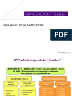 Comprehensive Treatment of GERD New 2016
