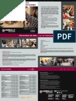 Malla Curricular de Licenciatura en Comunicacion y Periodismo