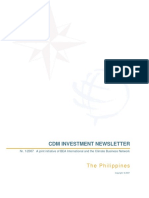 Carbon-forestry projects in the Philippines