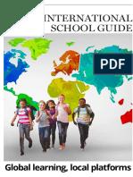 International School Guide - 12 July 2016