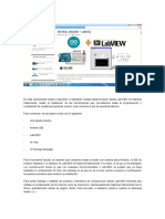 Arduino y Labview