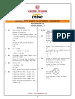 NTSC - Class 2 Solution L I