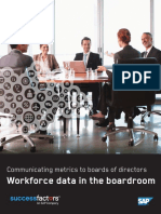 Worforce Data in the Boardroom