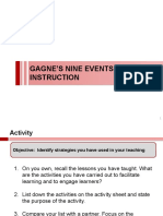 Gagne's Nine Events of Instruction.pptx