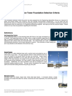 Communication Tower Foundation Selection Criteria(3)
