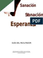 Sanación y Esperanza - Material Del Facilitador