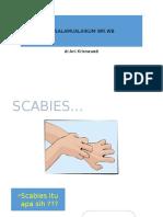 Penyuluhan Scabies
