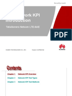 Introduction to LTE-KPI