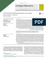 La Ciberconducta y La Psicología Educativa Retos y Riesgos