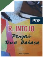 R. Intojo Penyair Dua Bahasa