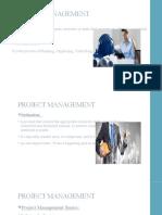 Project Management (QTB)