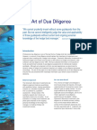 The Art of Due Diligence