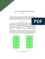 FDMcode