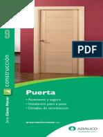 Puerta 9 - Serie Como Hacer - Construcción