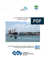 Coastal Profile Volume II - Zanzibar Regions