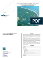 Coastal Profile Volume III - Maps and Tables Mainland Tanzania and Zanzibar Combined
