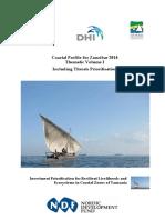 Coastal Profile Volume i - Themes Zanzibar