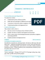 Engineering Metrology 2