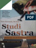 Studi Sastra