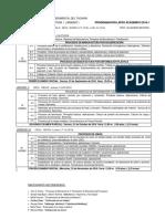 Programa Procesos I 2016-I