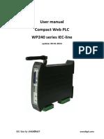 WP240 Manual