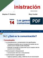 ROBBINS_Adm10ed_cap14 los gerentes y la comunicacion