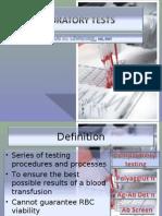9. Laboratory Tests