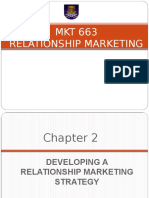 Chapter 2 - Developing a Relationship Strategy