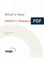 Mega Whats New Hopex v1r2 2014 En