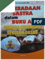 Keberadaan Sastra dalam Buku Ajar Bahasa Indonesia Sekolah Dasar