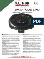 Datenblatt Ax 08 Bmw Plus Evo Compl.