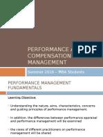 Class Lecture Slides Performance and Compensation Management (1)