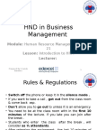 01 Introduction to Hrm 54ed906f4f5f0
