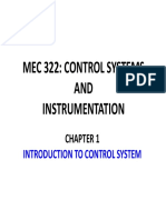 MEC322 Chapter 1