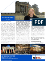 Berliner Brief Juli 2016