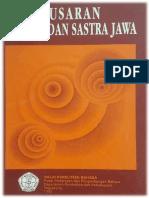 Sastra Jawa dan Sistem Komunikasi Modern