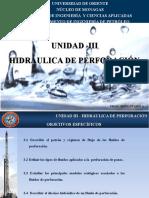 Unidad III Hidraulica Agosto Concurso