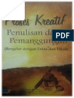 Proses Kreatif Penulisan Esai dan Feature