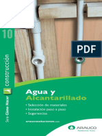 Agua y Alcantarillado 10 - Serie Como Hacer - Construcción