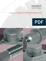 Sensor Systems Brochure for TurboMachinery