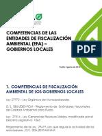 Competencias Gobiernos Locales
