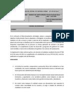 Informe Del Estado Del Sistema de Control Interno 2016