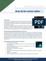 Caracteristicas de Los Curscos Online